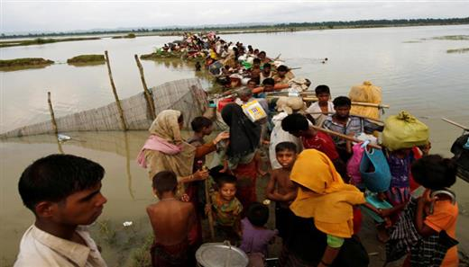 Fresh influx of Rohingya refugees in Bangladesh poses security challenge