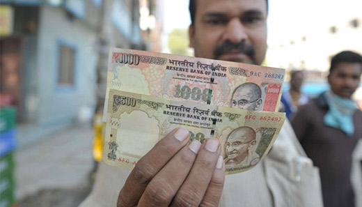 FICN and terror-financing: New considerations in view of demonetisation