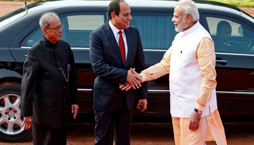 Narendra Modi's Egypt outreach can help India expand its asset base in North Africa