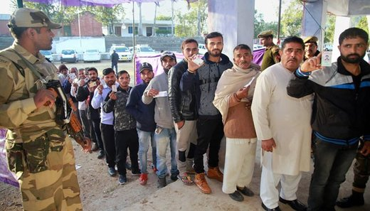 Peaceful Panchayat polls in Jammu and Kashmir show a victory of democracy over terrorism is possible